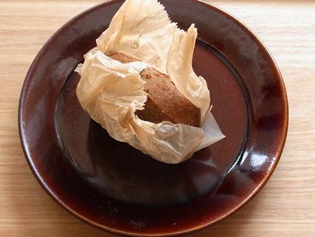 古代小麦のバナナケーキ アンドブレッド