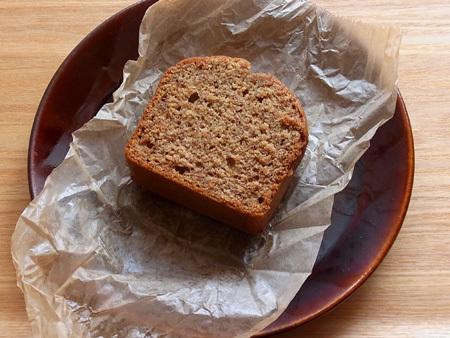 古代小麦のバナナケーキ AND BREAD
