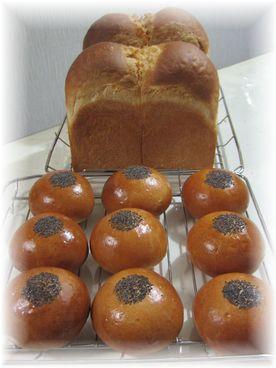 170212 山食&あんパン