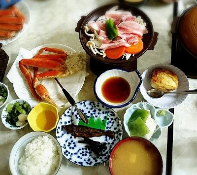 2017救助隊交流集会夕食