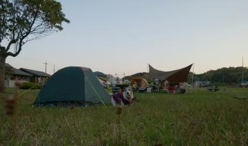小梅キャンプ2