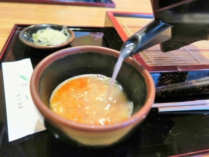 17-3-5 蕎麦湯