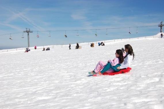 Serra da Estrelas ? 雪③ 2017年 2月 25日