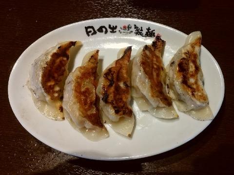 日の出製麺 保内工場・H28・5 肉汁餃子
