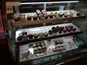 P3110658アメリカンカップケーキ専門店 NYCupcakes