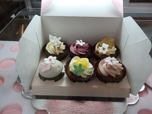 P3110664アメリカンカップケーキ専門店 NYCupcake