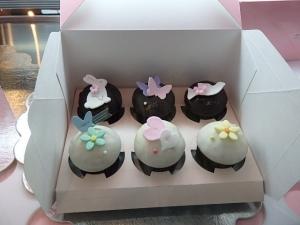 P3110665アメリカンカップケーキ専門店 NYCupcake