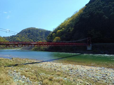 大田川上流
