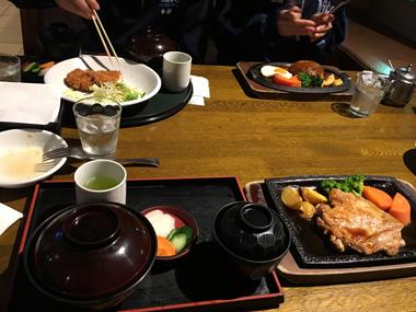 さんかい レストラン カフェ 豊川 花屋 花夢