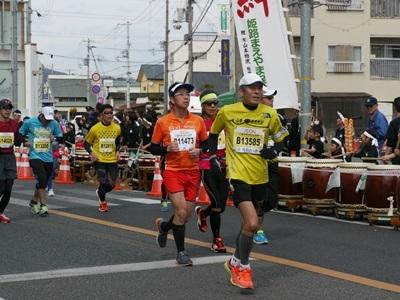 姫路城マラソン (8)