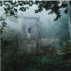 ミイラ研究所廃墟
