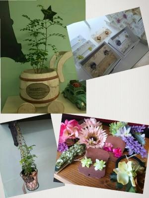 母の日植物アクセサリー