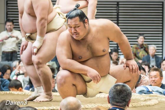 大相撲春巡業高崎場所