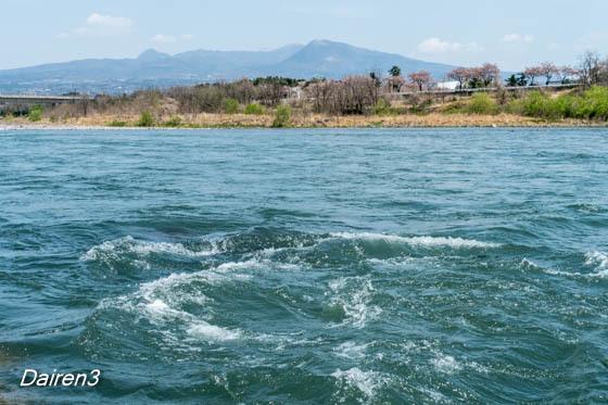 利根川の流れ