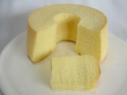 白玉粉シフォン