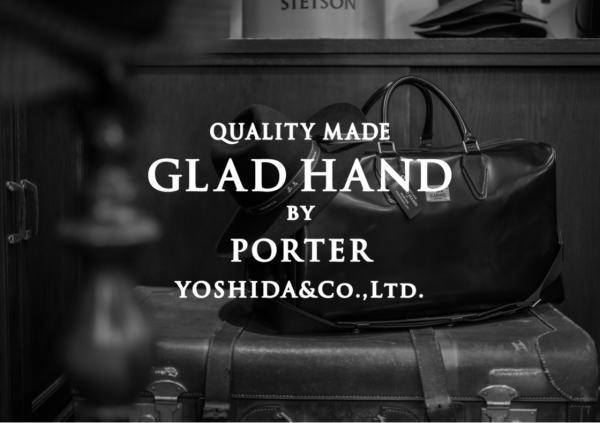GLAD HAND×POTER 2017 AUTUMN&WINTER