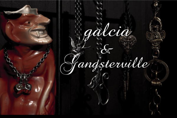 GANGSTERVILLE×galcia 2017 AUTUMN&WINTER
