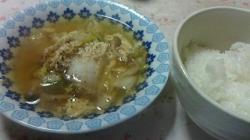 2017-03-10 ベジブロススープ