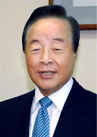 金泳三・韓国元大統領