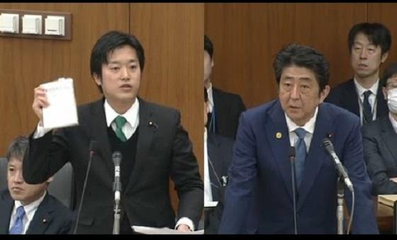 【動画】NHKニュース、維新丸山議員の質疑から『マスコミ社屋・朝鮮学校』の部分だけ報道せずwwwwwww