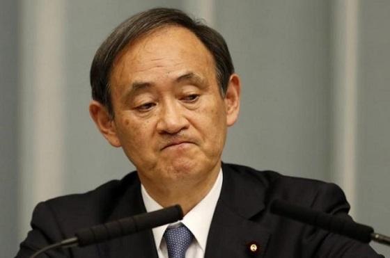 現時点で日韓スワップ協議を再開する考え持ってない=菅官房長官