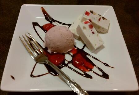 アイスチーズケーキ/つぼ八