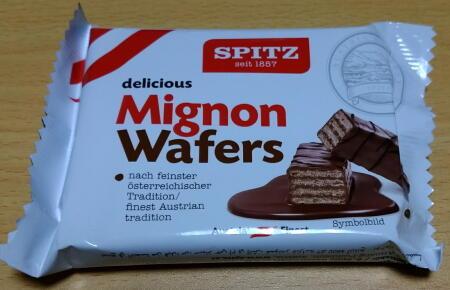 delicious Mignon Wafers/SPITZ1