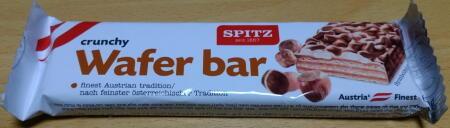 crunchy Wafer bar/SPITZ1