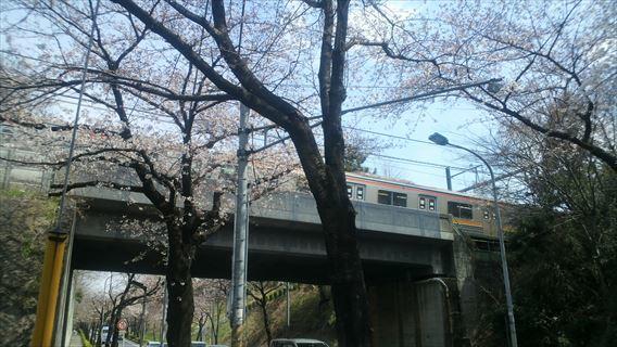 武蔵野線高架