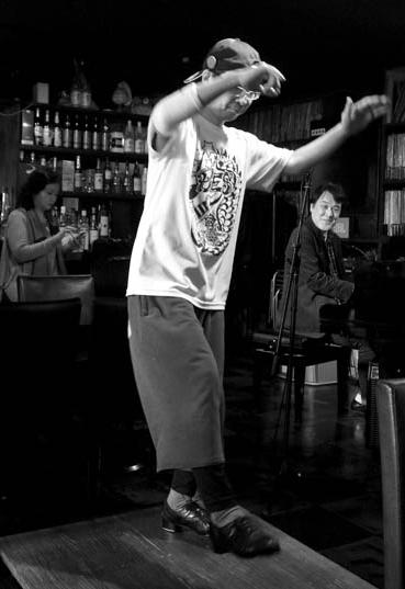 20170226 Jazz38 tap dancer 13cm DSC06049