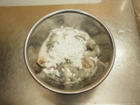 炒り卵エビチリ18