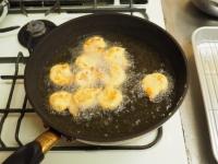 炒り卵エビチリ23