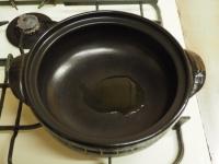 炙り鶏肉と豚バラのキムチ鍋21