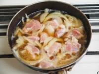 クリームチーズ親子丼24