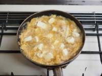 クリームチーズ親子丼25