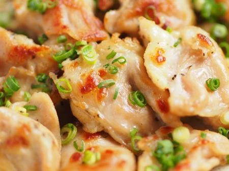 鶏さがりのうま塩焼き19