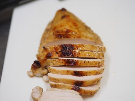 鶏むね肉のタバスコ焼き22
