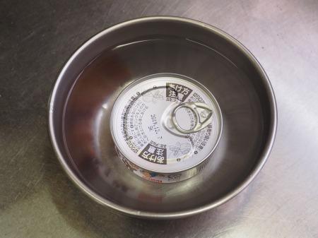 メシ通焼鳥缶詰でちらし寿司37