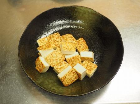 炒どうふの納豆カレー14