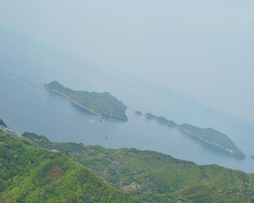 八幡浜大島