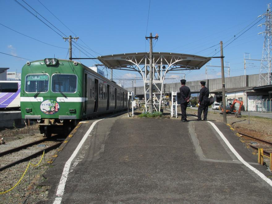 岳南江尾駅3