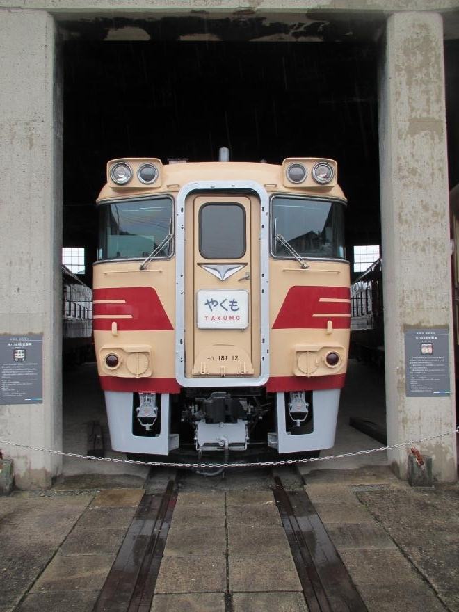 津山まなびの鉄道館3