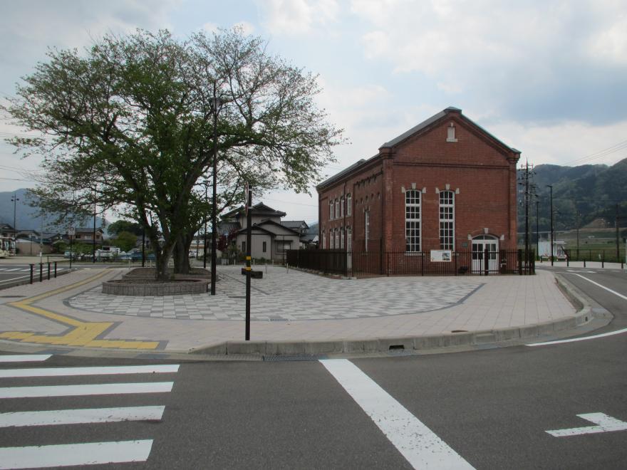 永平寺口駅5