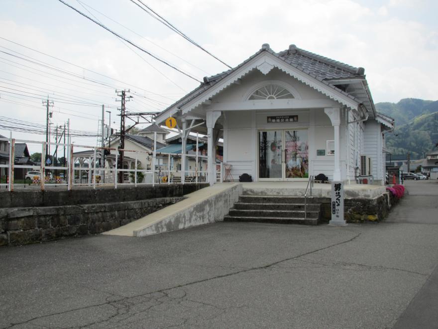 永平寺口駅4