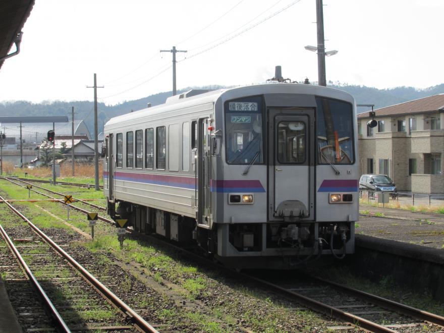 備後庄原駅2