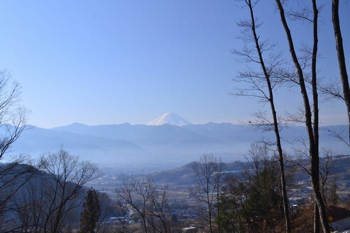 峠から富士山38