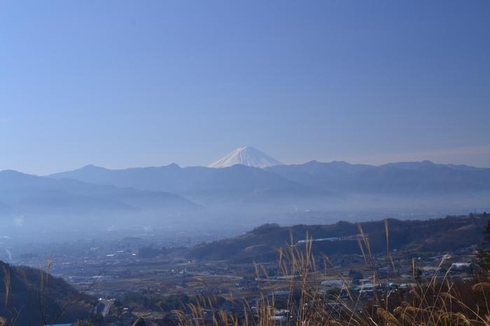 峠から富士山63