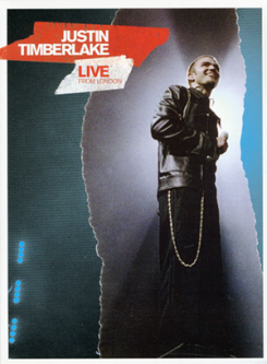 Justin Timberlake: Live from London