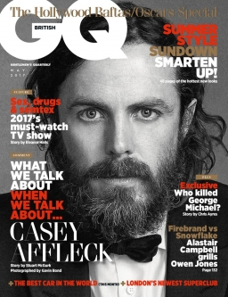 British GQ - May 2017