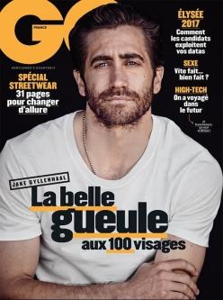 GQ France - Mai 2017
